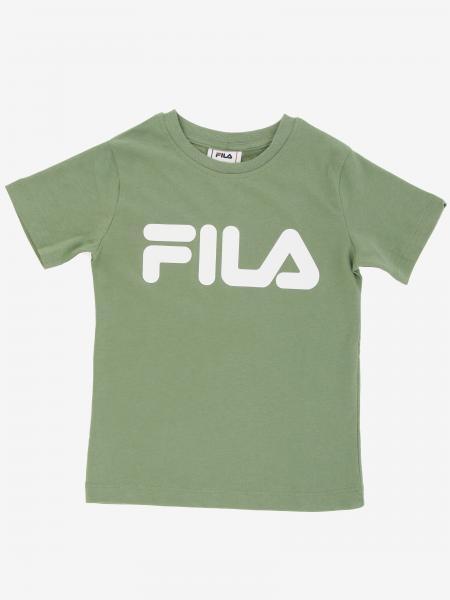 Fila T-Shirt mit Logo-Print