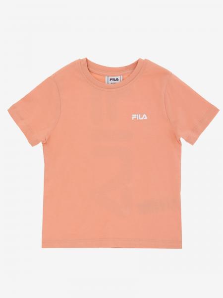 Fila T-Shirt mit rückseitigem Logo