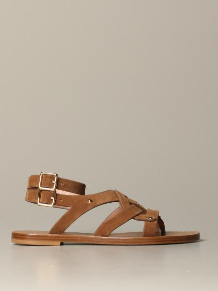 Heeled sandals women Alberta Ferretti