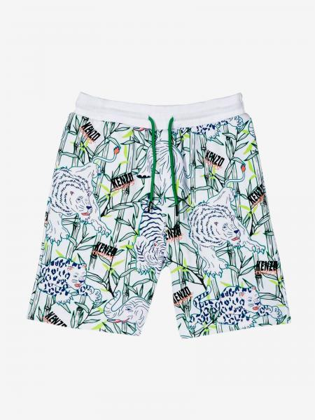 Short Kenzo Junior avec imprimés all over