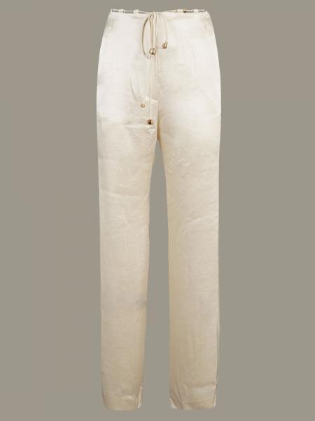 Pantalon femme Nanushka