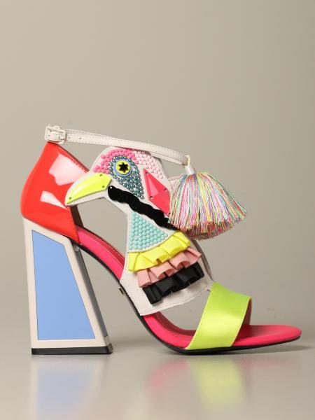 Flat sandals women Kat Maconie