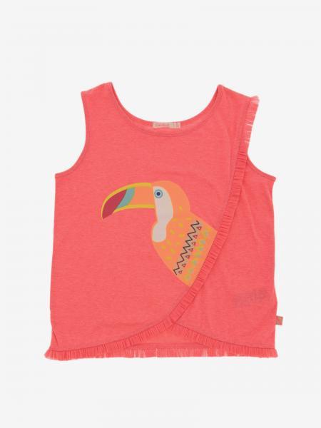Camiseta marinera niños Billieblush