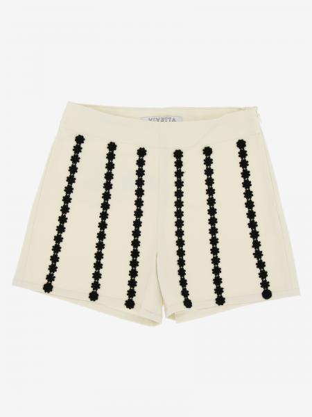 Pantalons courts enfant Vivetta
