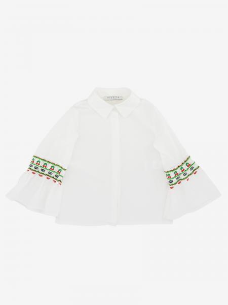 Camisa niños Vivetta