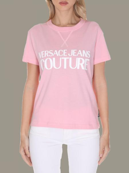 Versace Jeans t-shirt with logo print