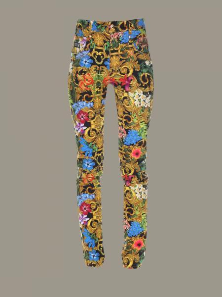 Pantalon femme Versace Jeans