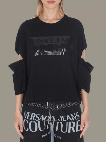 T恤 女士 Versace Jeans