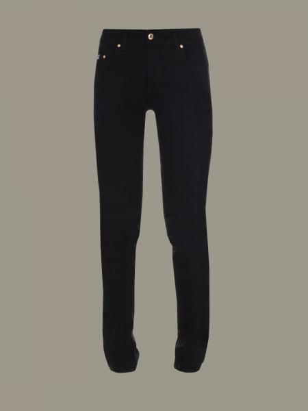 Versace Jeans Hose mit normaler Taille