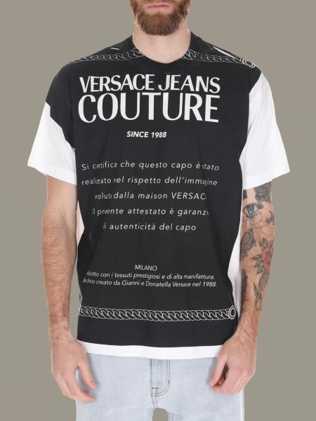 T恤 男士 Versace Jeans