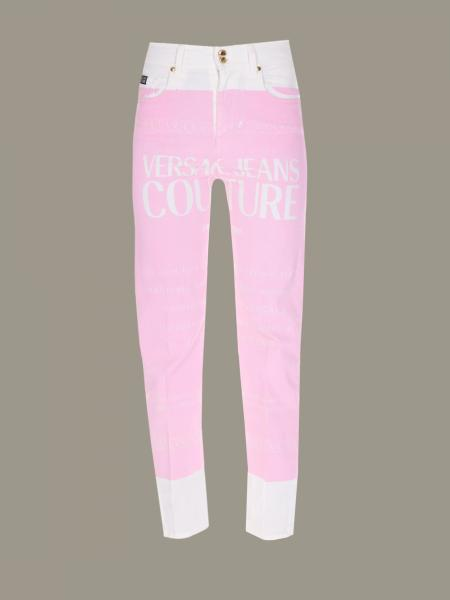 Jeans Versace Jeans con stampa logo