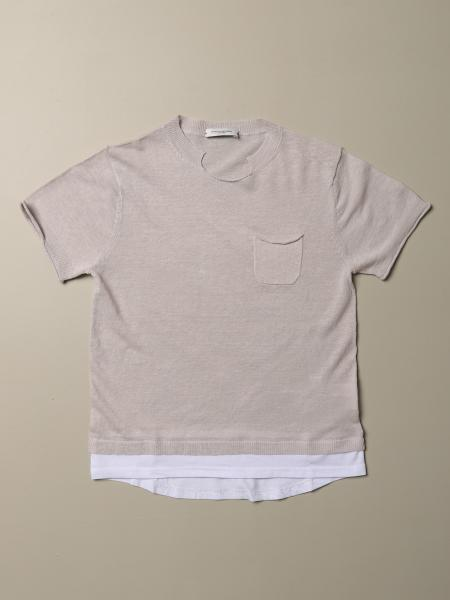 Paolo Pecora short-sleeved shirt