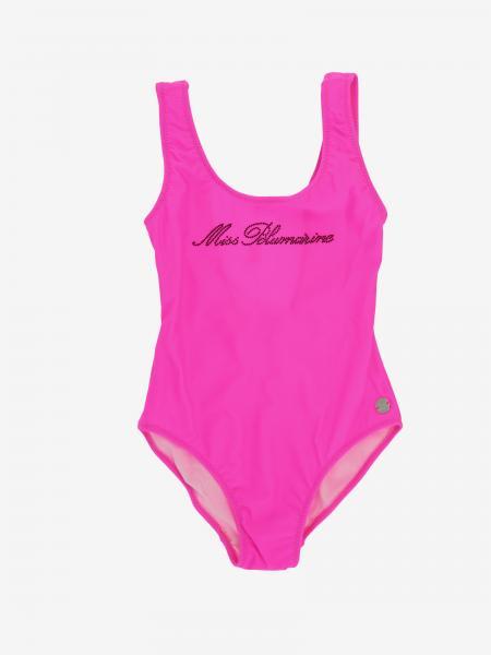 Costume Miss Blumarine intero con logo