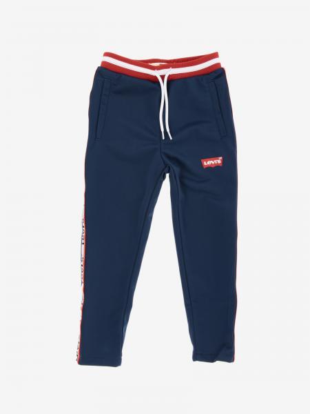 Pantalone jogging Levi's con bande logate