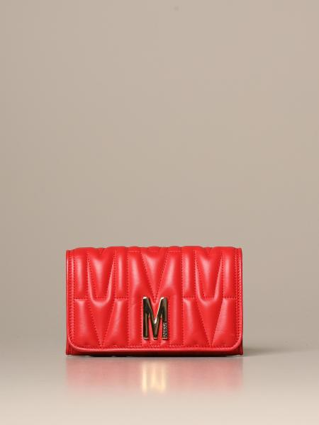 Portefeuille femme Moschino Couture