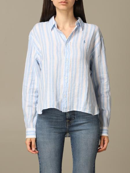 衬衫 女士 Polo Ralph Lauren