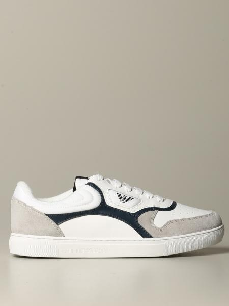 Sneakers herren Emporio Armani