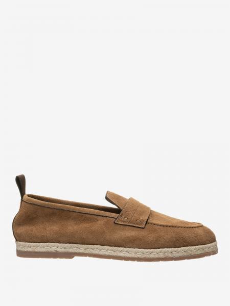 Loafers men Santoni