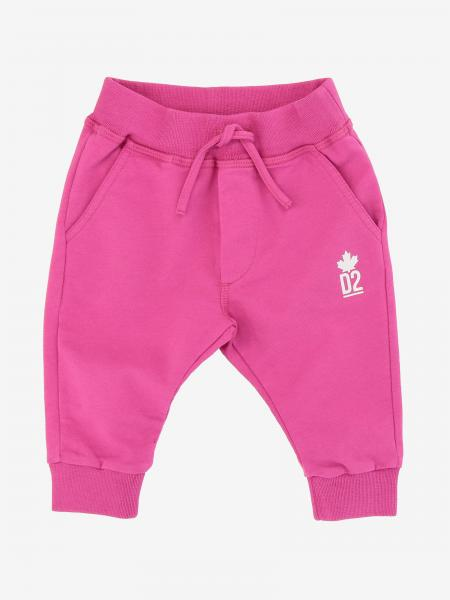 Pantalone jogging Dsquared2 Junior con logo