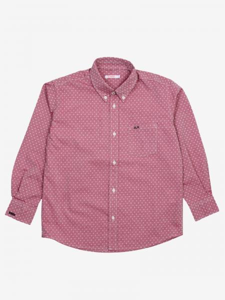 Camicia bambino Sun 68