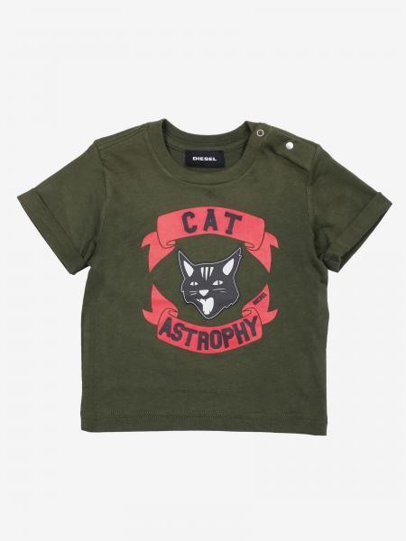 T-shirt bambino Diesel