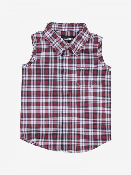 Camicia bambino Dsquared2 Junior