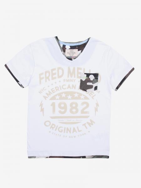 T-shirt bambino Fred Mello