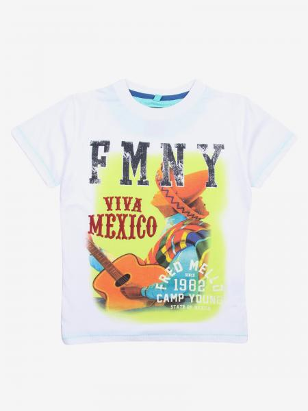 T-shirt kids Fred Mello
