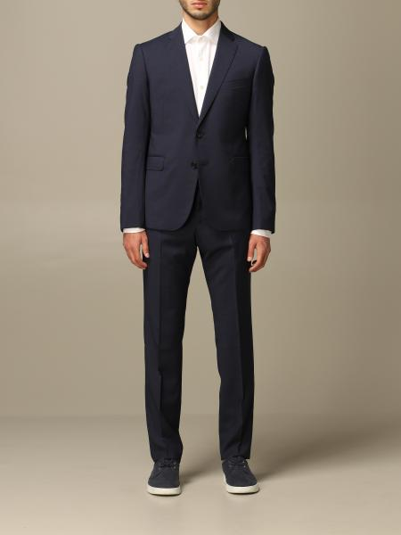 Emporio Armani single-breasted suit