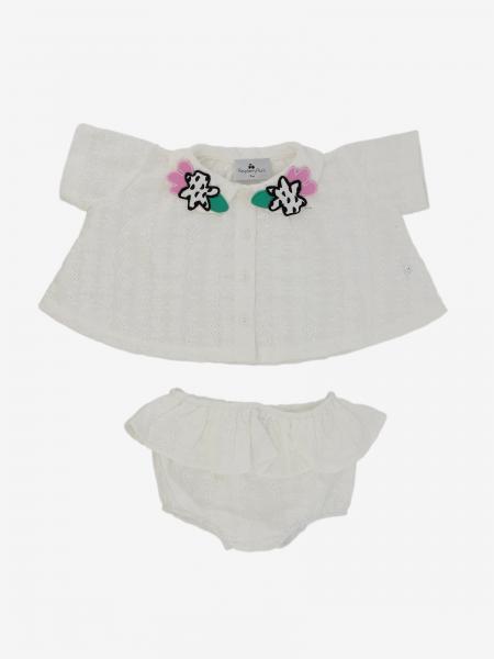Raspberry Plum 衬衫短裤套装