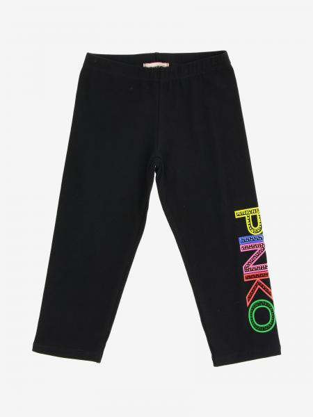 Pinko leggings with big rhinestone logo