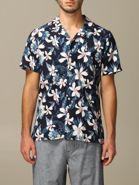 Camicia Sun 68 a fantasia