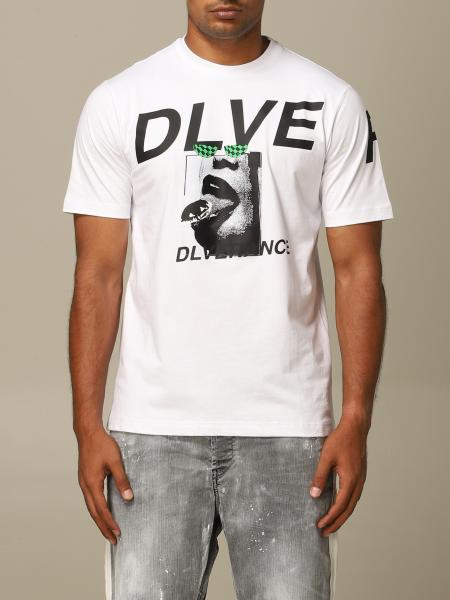 Diesel T-shirt with DLVERANCE print