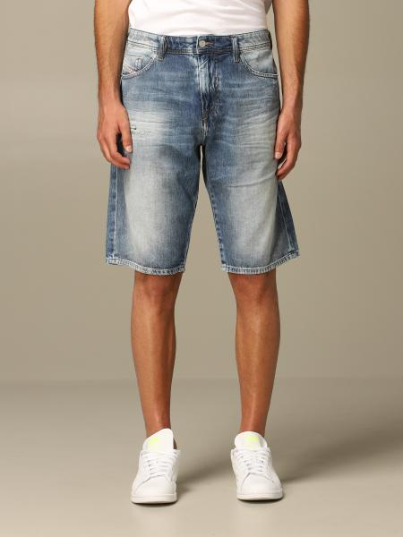 Bermuda shorts men Diesel