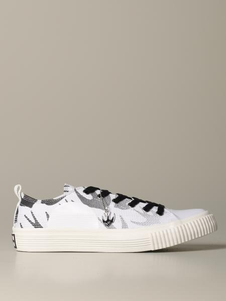 Sneakers Mcq Mcqueen in tela stampata