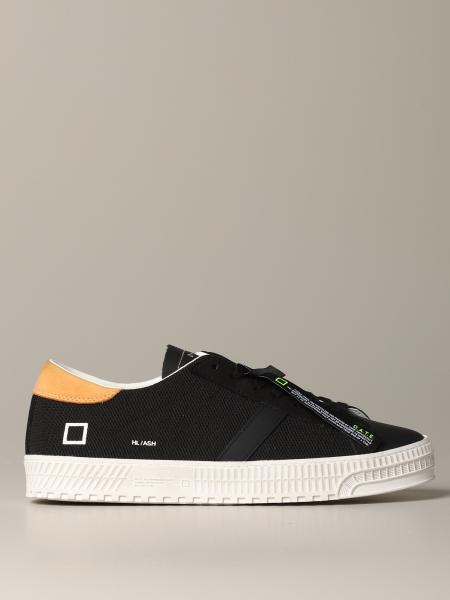 Sneakers D.A.T.E. in tela con logo