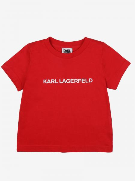 Karl Lagerfeld t-shirt with logo