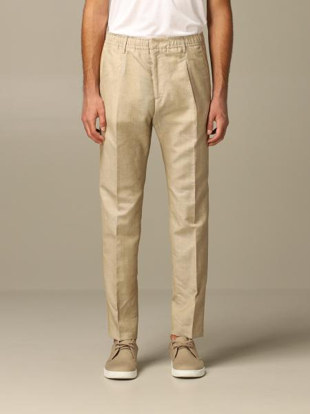 Patrizia Pepe trousers with elastic waist