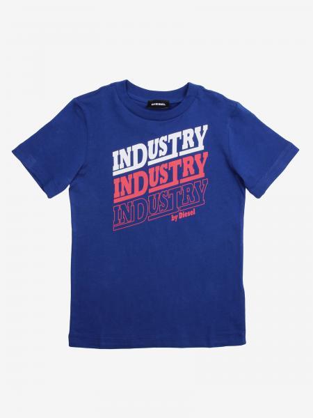 Diesel T-Shirt mit Print