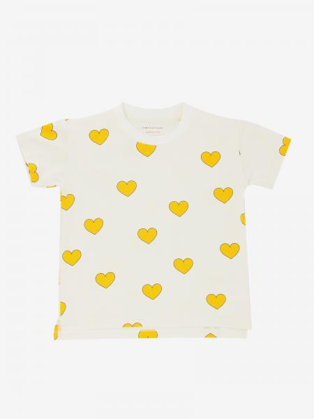 Tiny Cottons T-Shirt mit Herzen all over