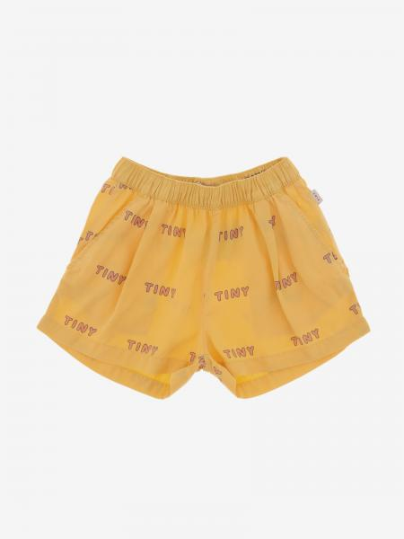 Pantaloncino jogging Tiny Cottons stampato