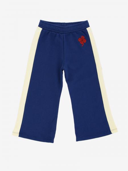 Pantalone Mini Rodini ampio con bande