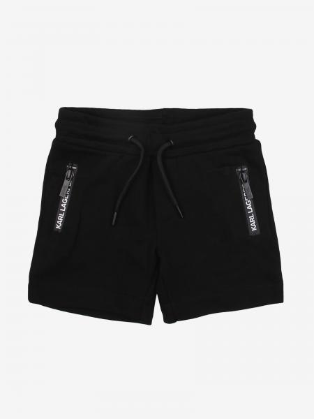 Karl Lagerfeld jogging shorts with zip
