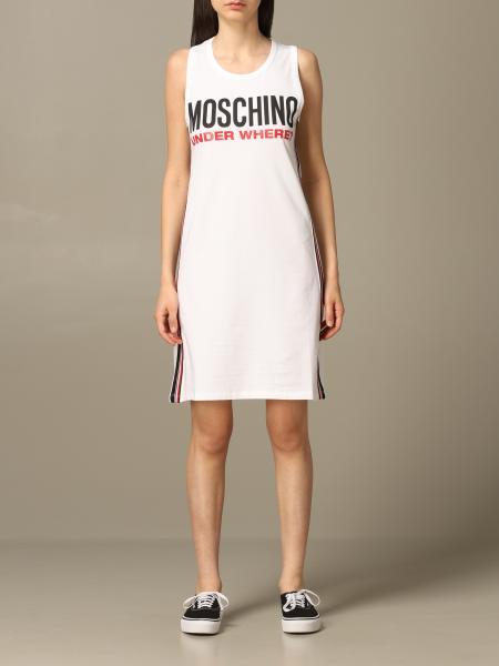 Camiseta marinera mujer Moschino Underwear