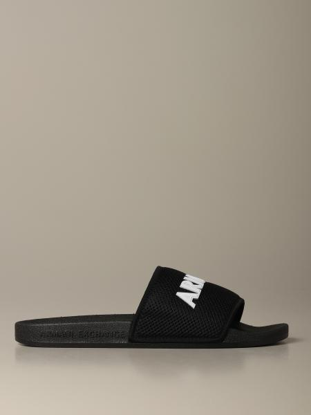 Sandals men Armani Exchange