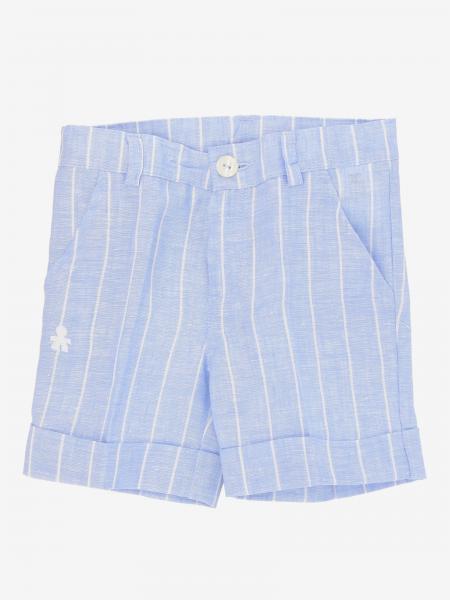 Pantalone Le Bebé a micro righe