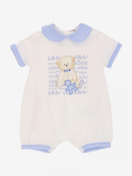 Tutina Le Bebé con stampa orso