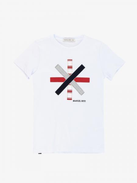 T-shirt kids Manuel Ritz
