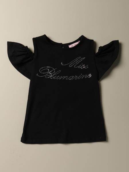 T-shirt kinder Miss Blumarine