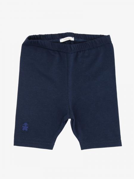 Pantaloncino Le Bebé stretch con logo